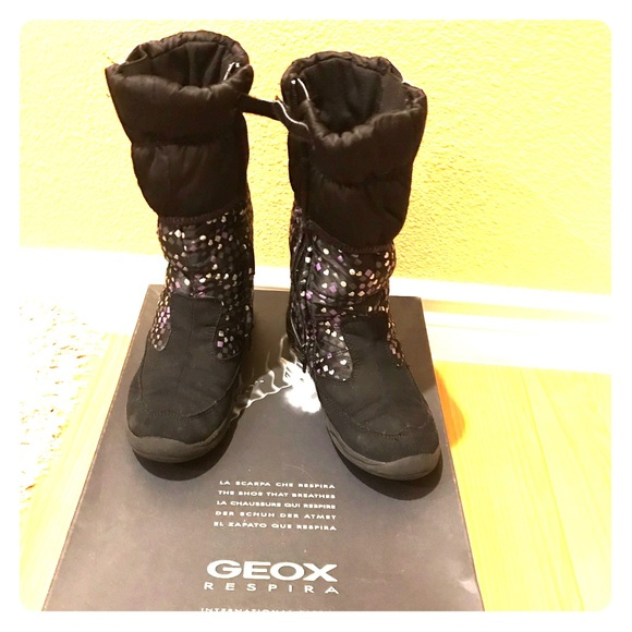 Geox Shoes | Kids Snow Boots | Poshmark